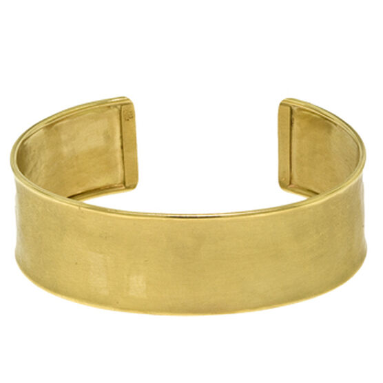 Toscano Collection Cuff Bracelet 18K