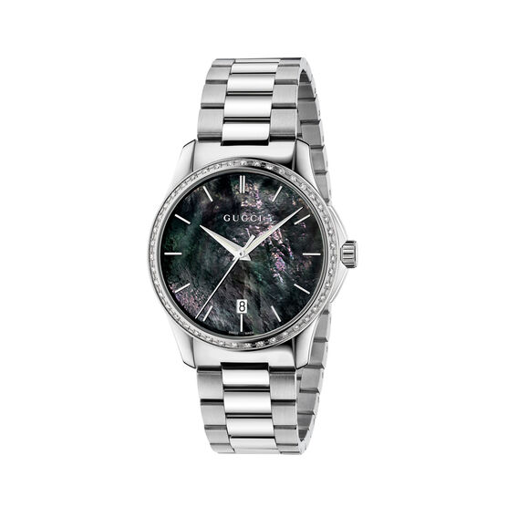 Gucci G-Timeless Diamond Watch