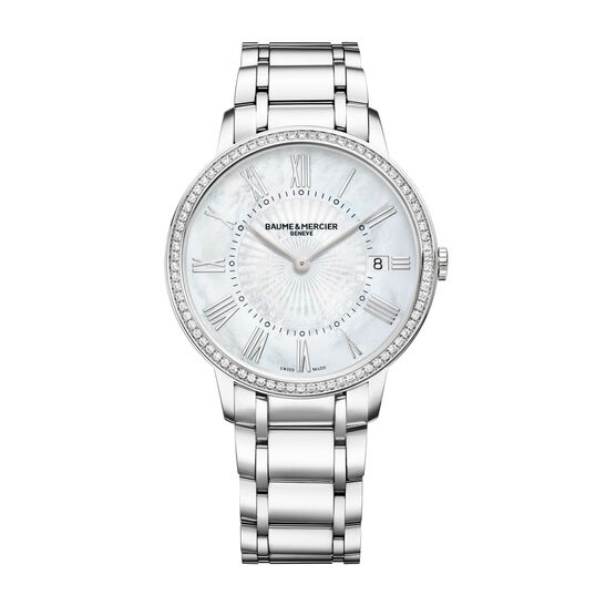 Baume & Mercier CLASSIMA 10227 Ladies Watch, 36.5mm