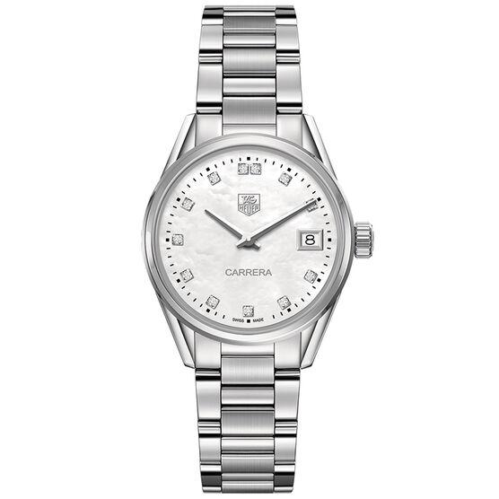 TAG Heuer Carrera Diamond Watch, 32mm