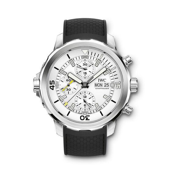 IWC Aquatimer Chronograph Watch