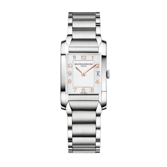 Baume & Mercier HAMPTON 10049 Ladies Watch, 22 x 35 mm