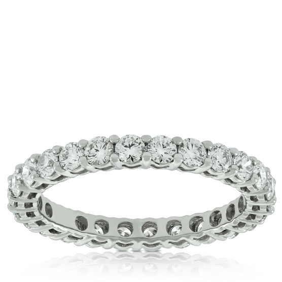 Eternity Band, 1.50 ctw. in Platinum