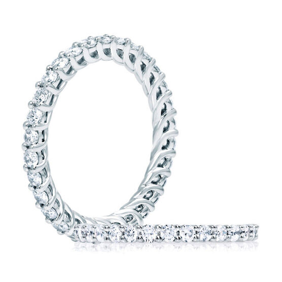 A.JAFFE Diamond Eternity Ring .90 ctw