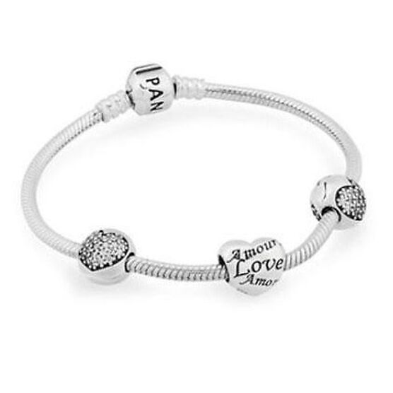 PANDORA Love Of My Life Gift Set