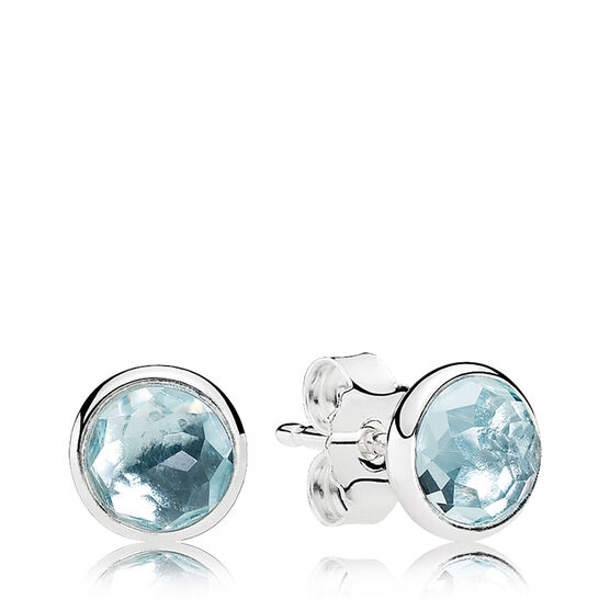 PANDORA March Droplet Earrings