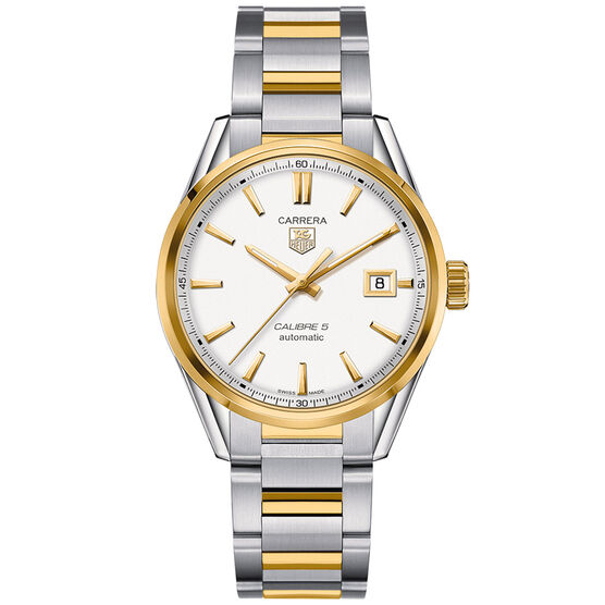 TAG Heuer Carrera Calibre 5 Automatic Watch, 39mm