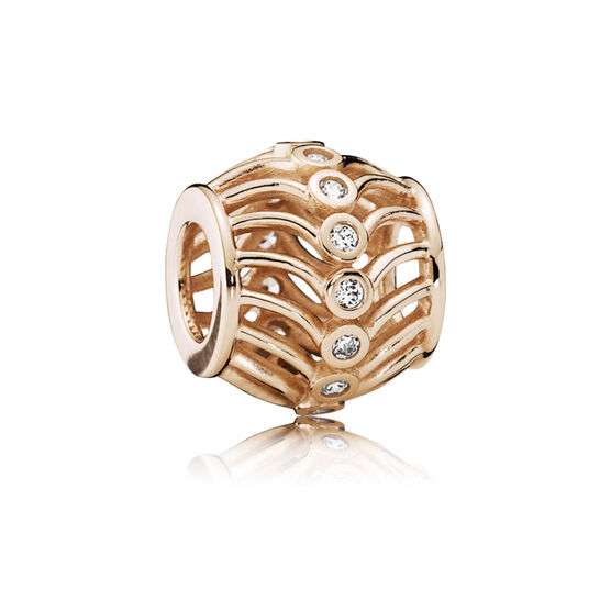 PANDORA Rose™ Art Deco Charm