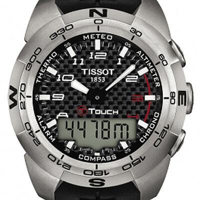Tissot T-Touch Expert Titanium Watch