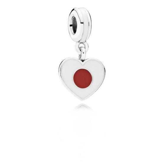 PANDORA Japan Heart Flag