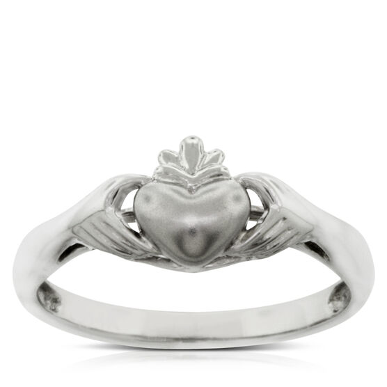 Claddagh Ring 14K