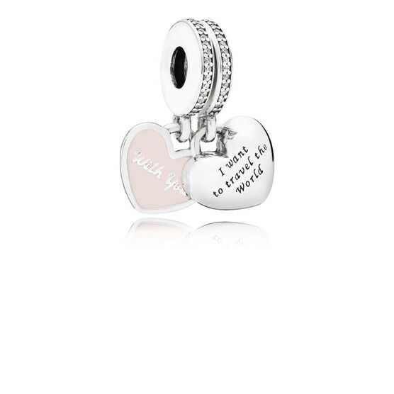 PANDORA Travel Together Charm