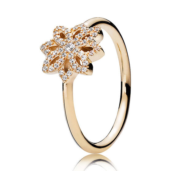 PANDORA Lace Boutanique Ring 14K