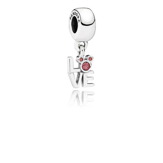 PANDORA Disney Love Mickey Charm