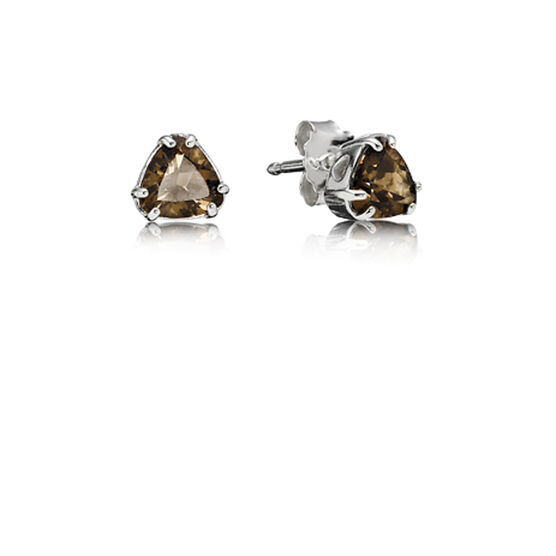 PANDORA Close To My Heart Stud Earrings RETIRED