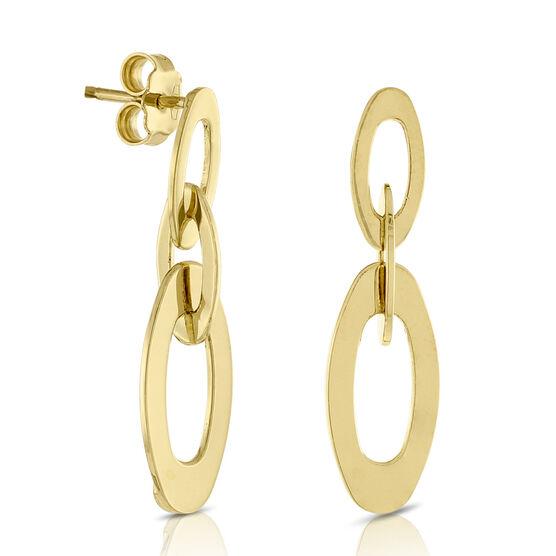 Roberto Coin Drop Earrings 18K