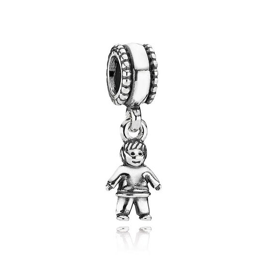 PANDORA Boy Charm