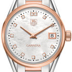 TAG Heuer Carrera Diamond Watch, 32mm