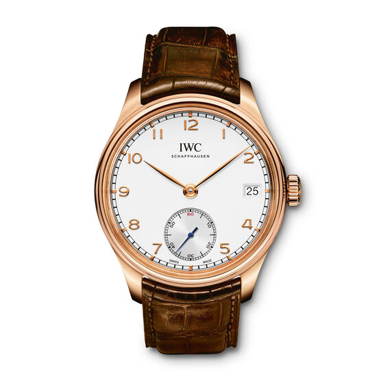 IWC Portugieser Hand Wound Eight Days Watch