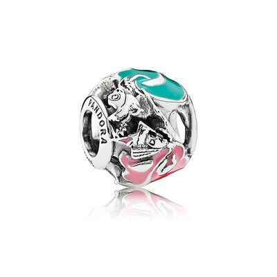 PANDORA Disney Aurora Fairy Godmother's Charm