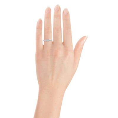 Ikuma Canadian Diamond Ring 14K, 1/3 ct.