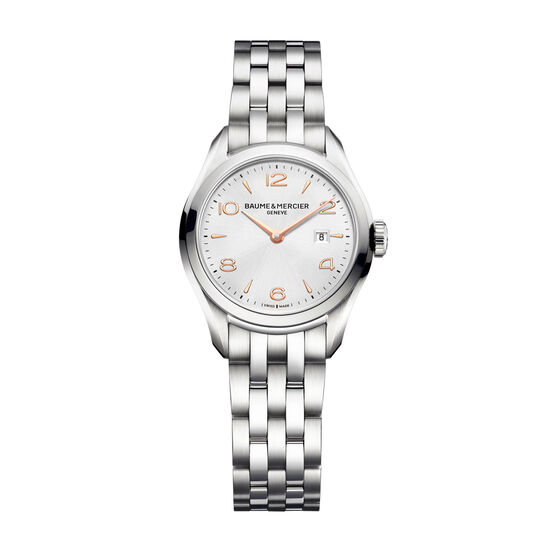 Baume & Mercier CLIFTON 10175 Ladies Watch, 30mm