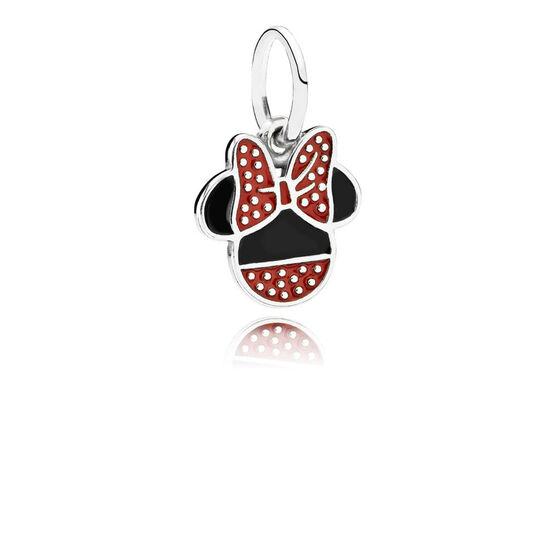 PANDORA Disney Minnie Icon Charm
