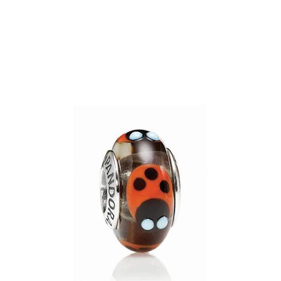 PANDORA Cinnamon Ladybugs Charm RETIRED