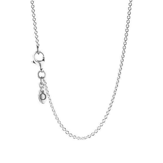 "PANDORA Sterling Silver Chain, 90cm/35.4"""