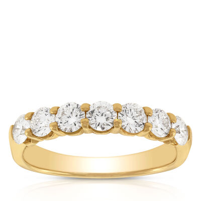 Signature Forevermark Diamond Band 18K