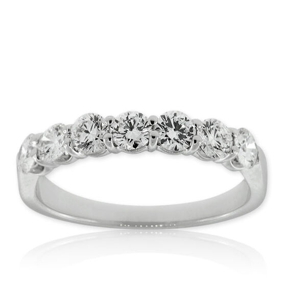 Forevermark Diamond Band 18K, 1 ctw.