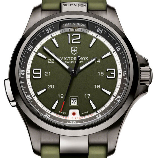 Victorinox Swiss Army Night Vision Watch 241595