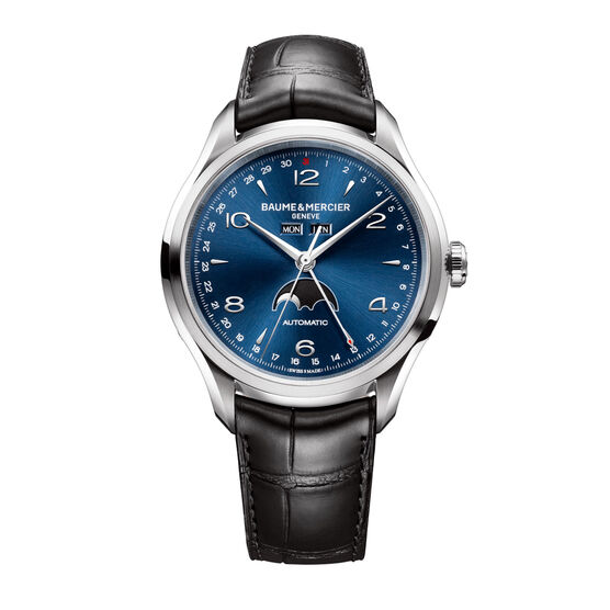 Baume & Mercier CLIFTON 10057 Watch, 43mm
