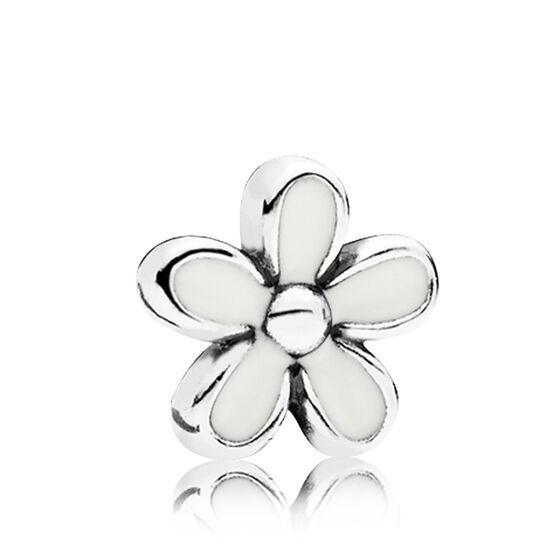 PANDORA Petite Element Daisy Enamel Charm