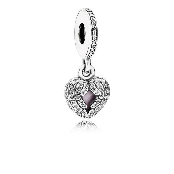 Pandora Angel Wings Charm
