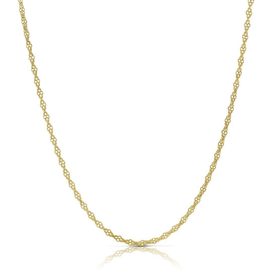 Multi Cable Chain 14K, 18""
