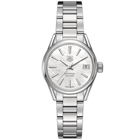 TAG Heuer Carrera Calibre 9 Watch, 28mm