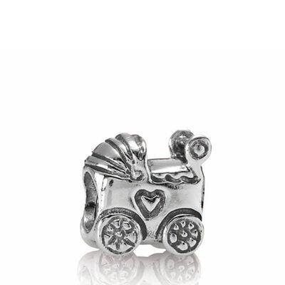 PANDORA Baby Carriage Charm