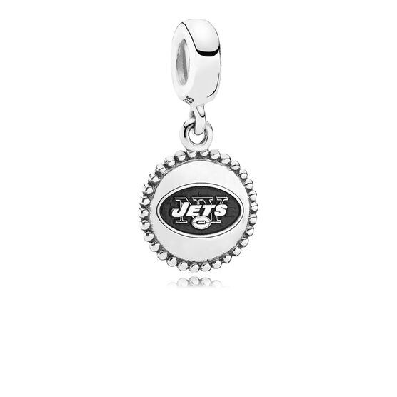 PANDORA New York Jets Charm