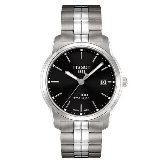 Tissot PR 100 Titanium Watch