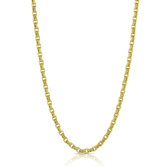 "Toscano Collection Rolo Chain, 20"" 14K"