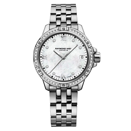 Raymond Weil Tango Diamond Bezel & Dial Watch