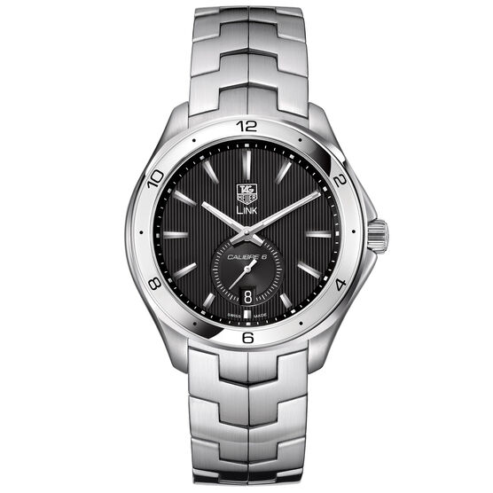 TAG Heuer Link Calibre 6 Automatic Watch, 42mm