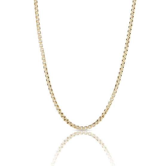 Toscano Collection Spiga Chain 18K, 24""