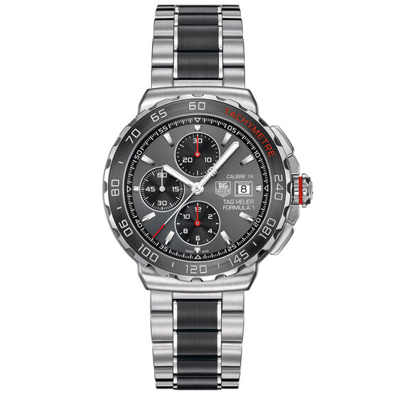 TAG Heuer Formula 1 Calibre 16 Automatic Chronograph, 44mm