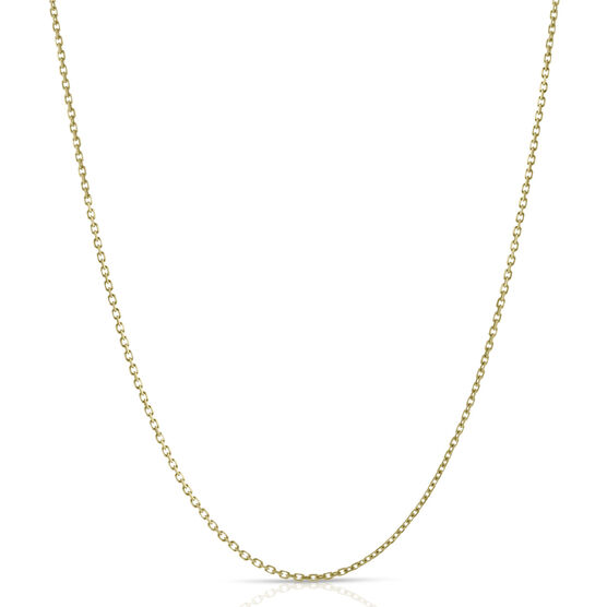 Cable Chain 14K, 30""