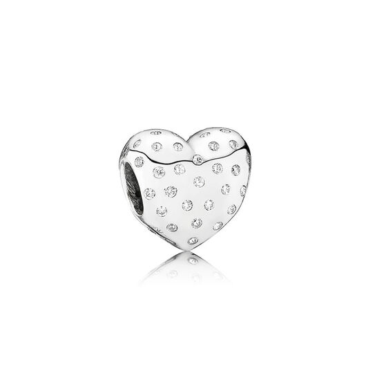 PANDORA Sparkle of Love Charm