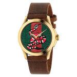 Gucci Le Marché Des Merveilles Snake Watch