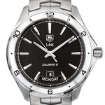 TAG Heuer Link Calibre 5 Automatic Watch