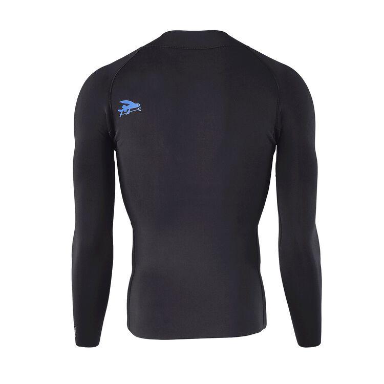 M's R1® Lite Yulex™ Front-Zip Long-Sleeved Top,